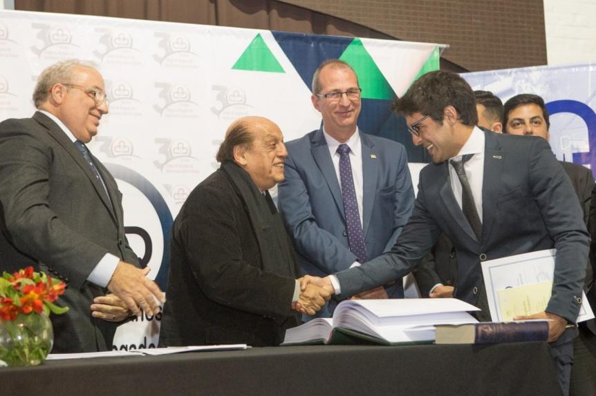 Juraron 14 nuevos abogados en Berazategui