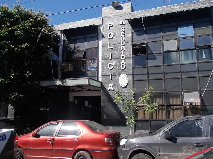Se ahorc� un preso en la Comisar�a Primera de Berazategui