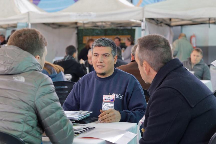 Berazategui fue sede de una reuni�n multisectorial de negocios