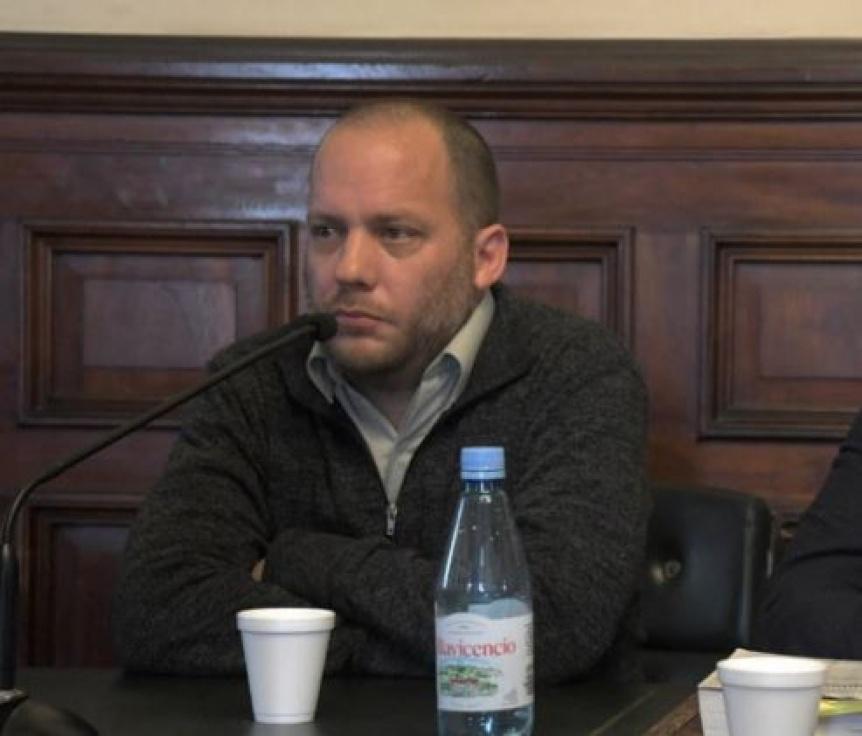 Lucas Carrasco fue condenado a 9 años de prisión por violación