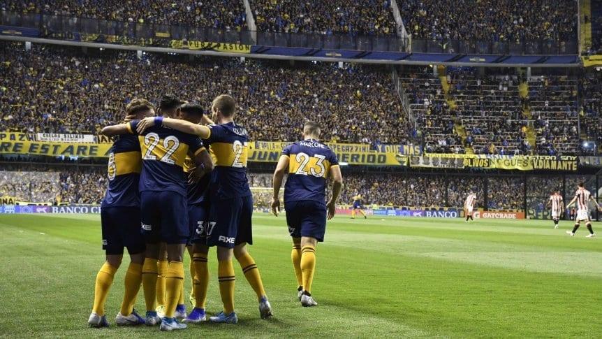 Boca derrot� a Estudiantes y es �nico l�der