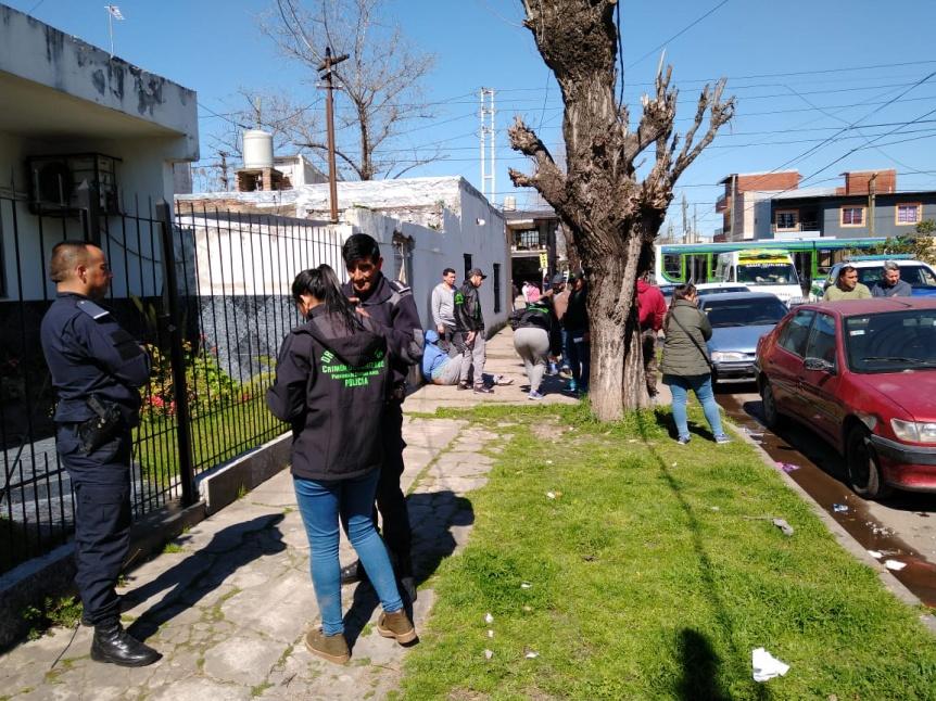 Atraparon a peligroso narcotraficante en La Matera