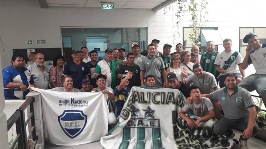 La Uni�n de Clubes de Barrio de Quilmes integra el Consejo Asesor de Clubes de Barrio