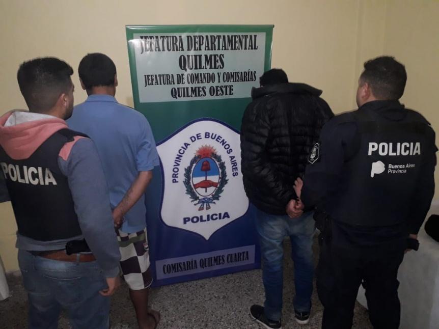 Tres detenidos por el homicidio de un hombre en Solano