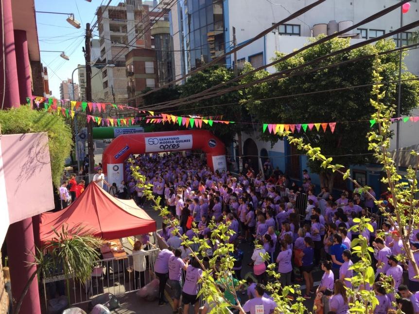 Marat�n Quilmes 5K: C�mo es el circuito y cu�l es el cronograma de cortes de calles