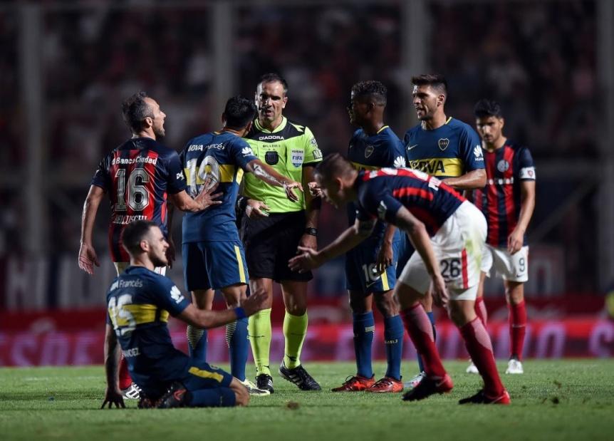 Boca pone en riesgo su liderazgo esta tarde ante San Lorenzo