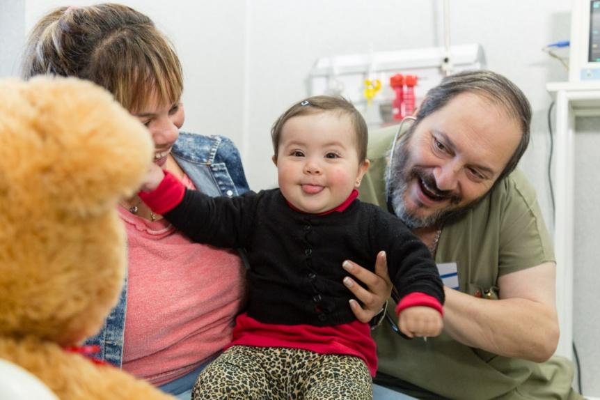 El Sanatorio Solano convoca a la campa�a de vacunaci�n contra el sarampi�n