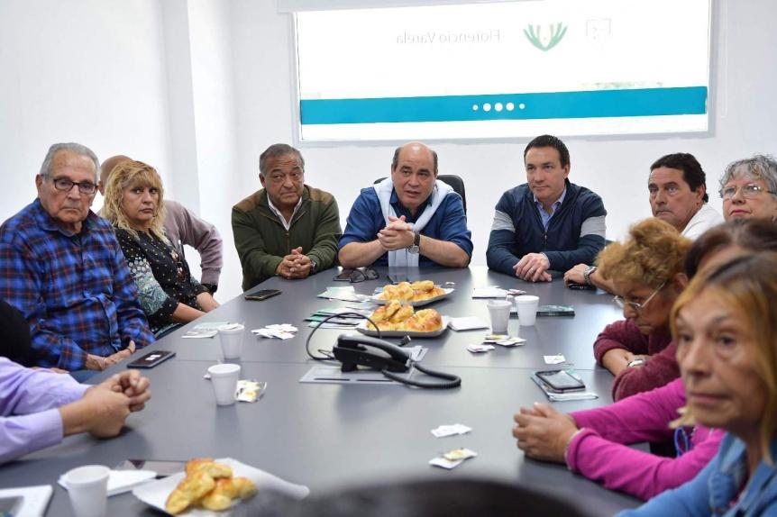 Varelenses conocieron la dinámica del Centro de Protección Ciudadana