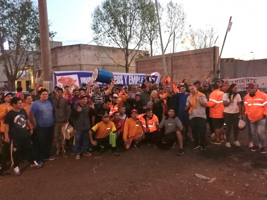Levantaron el paro en Higiene Urbana de Berazategui