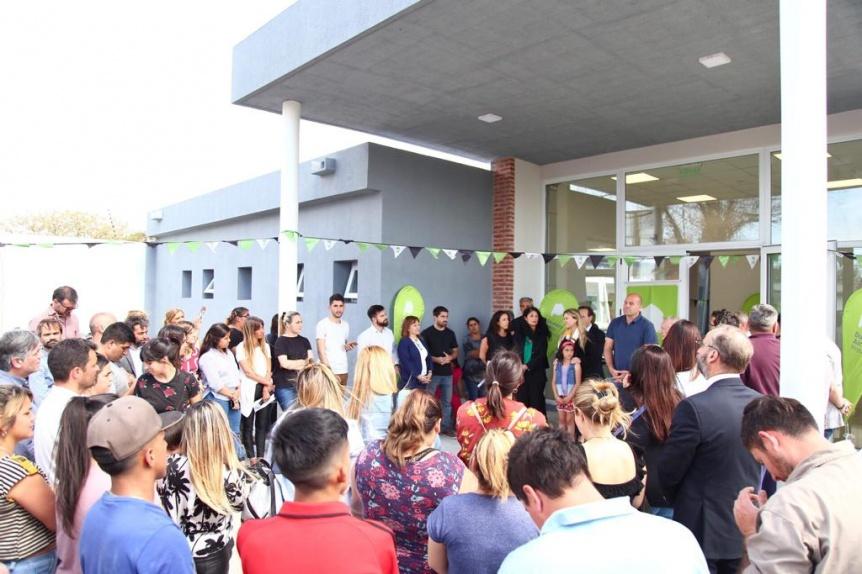 Se puso en marcha el primer Centro Integral de Justicia de la ciudad de Quilmes
