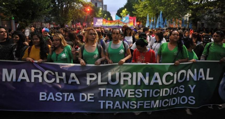 Con una multitudinaria convocatoria, transcurre el 34° Encuentro Nacional de Mujeres
