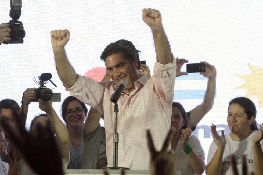 Capitanich se impuso en las urnas y volver� a ser el gobernador de Chaco