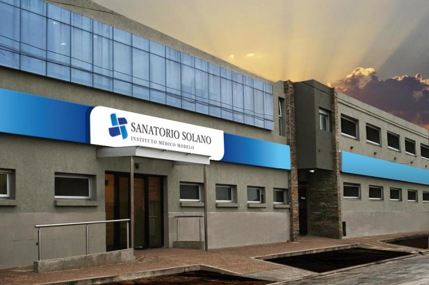 El Sanatorio Solano ofrece planes integrales de salud con amplia oferta de servicios