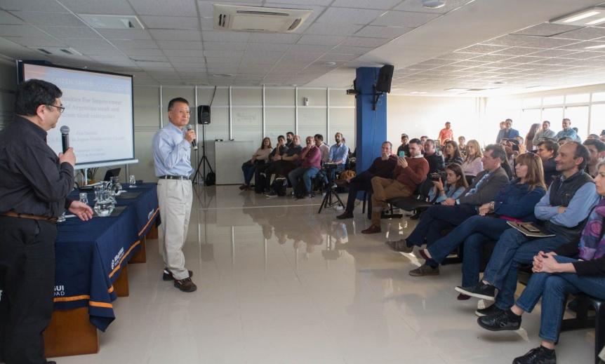 """""""Berazategui es un ejemplo de la pujanza y el respaldo de un municipio hacia la industria"""""""