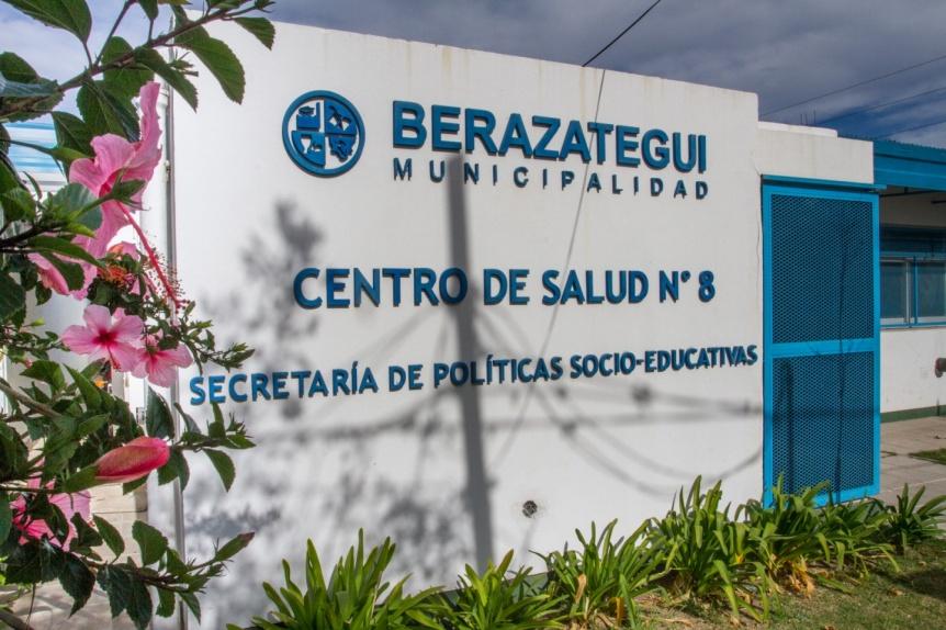 Berazategui trabaja en la prevención y tratamiento de enfermedades de transmisión sexual