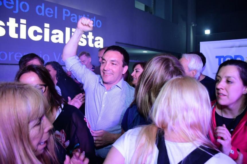 Florencio Varela: Andr�s Watson fue reelecto con el 54% de los votos