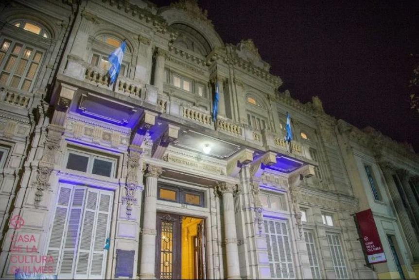 Noche de los Museos en Casa de la Cultura Quilmes