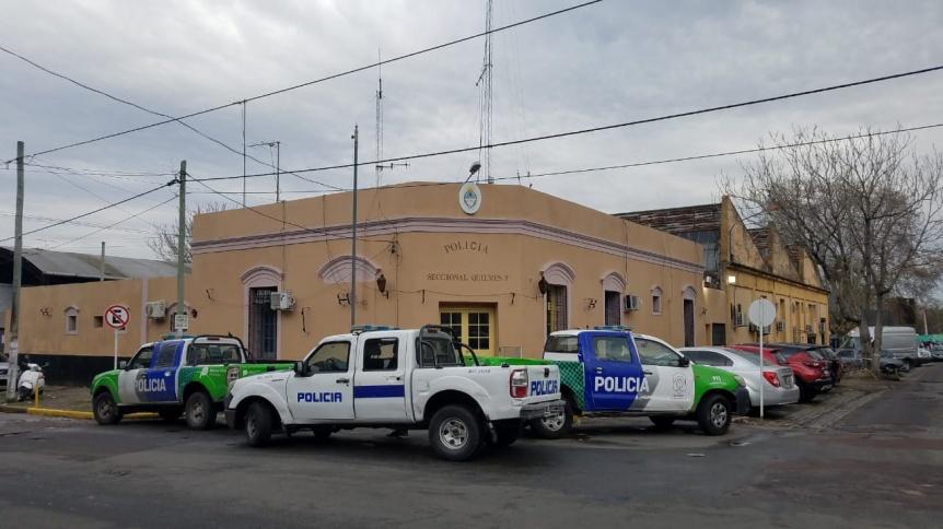 Escaparon 11 detenidos de la Comisar�a Quilmes Tercera