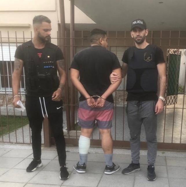 Recapturaron a uno de los once que escaparon de la Comisar�a Tercera