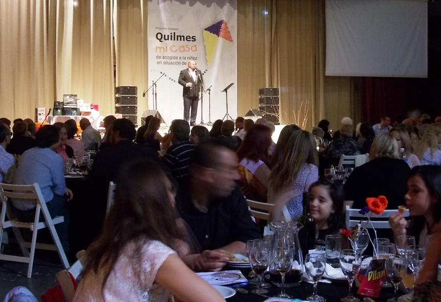 Este viernes Quilmes Mi Casa celebra su 10� aniversario con la Cena Anual