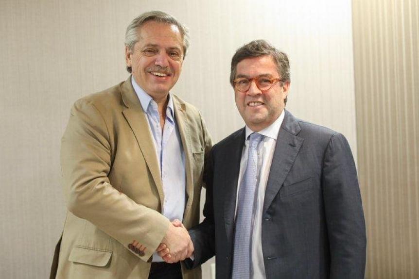 El BID le garantiz� a Alberto Fern�ndez el desembolso de US$ 6 mil millones