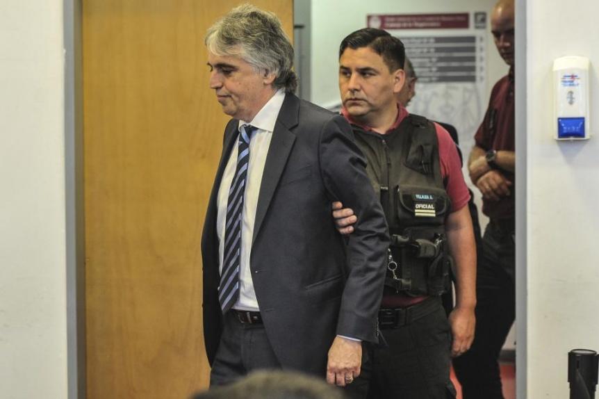 El expediatra ser� trasladado a un penal en la Patagonia