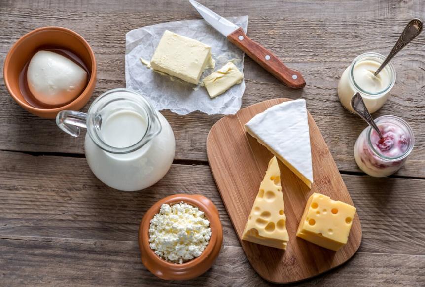 Descubr� los l�cteos m�s saludables
