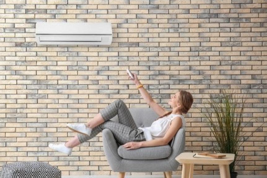 Recomendaciones para el uso del aire acondicionado