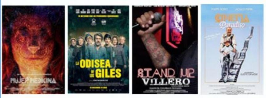 �ltima semana de cine en el Teatro Municipal