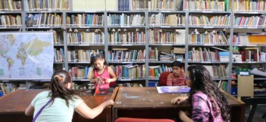 La Biblioteca Popular Monte Chingolo festeja su aniversario con una pe�a
