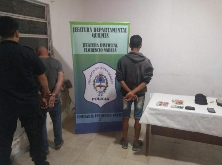 Tres delincuentes armados asaltaron a un Uber en Varela