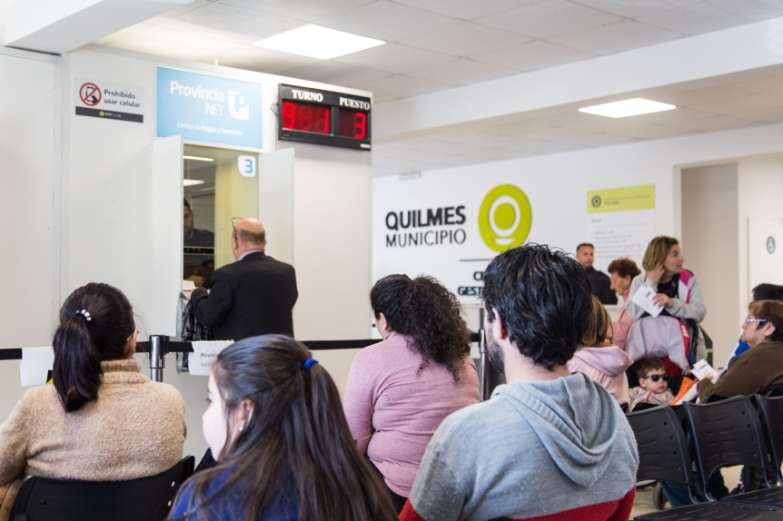 El Municipio de Quilmes cre� dos nuevos Centros de Gesti�n Ciudadana