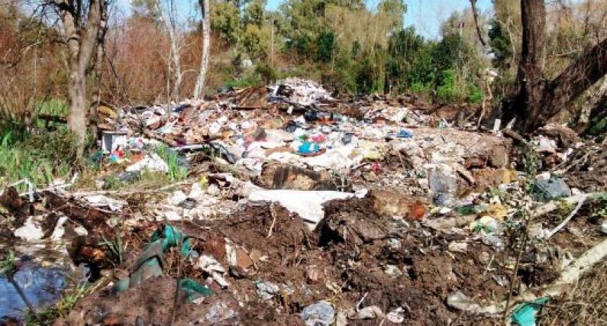 Ribera de Bernal: La mayor�a de la basura son envases pl�sticos