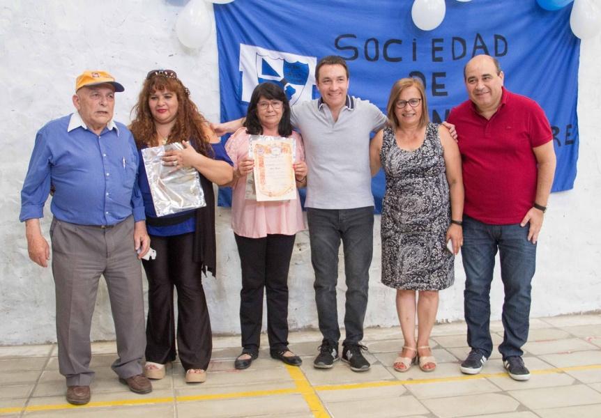 """La Sociedad de Fomento """"4 de Diciembre"""" celebró su 36°aniversario"""