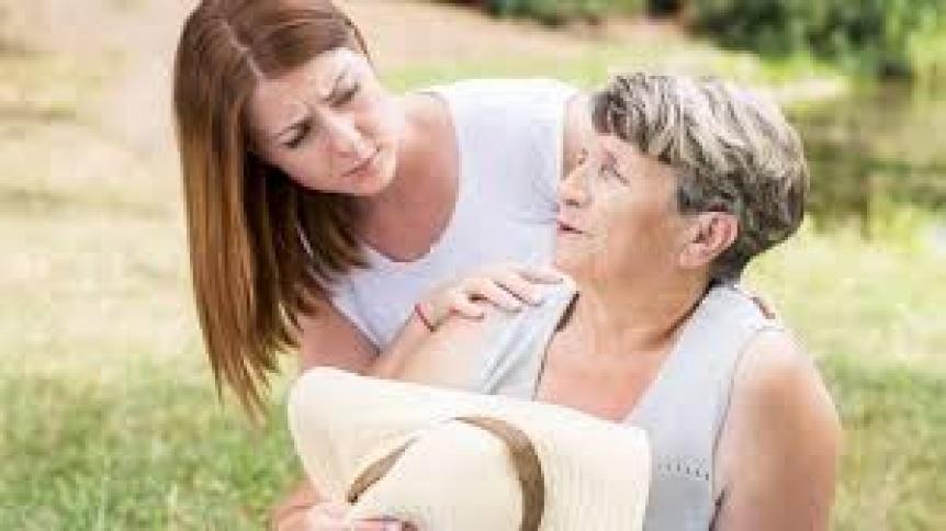 Altas temperaturas: C�mo prevenir golpes de calor en ancianos