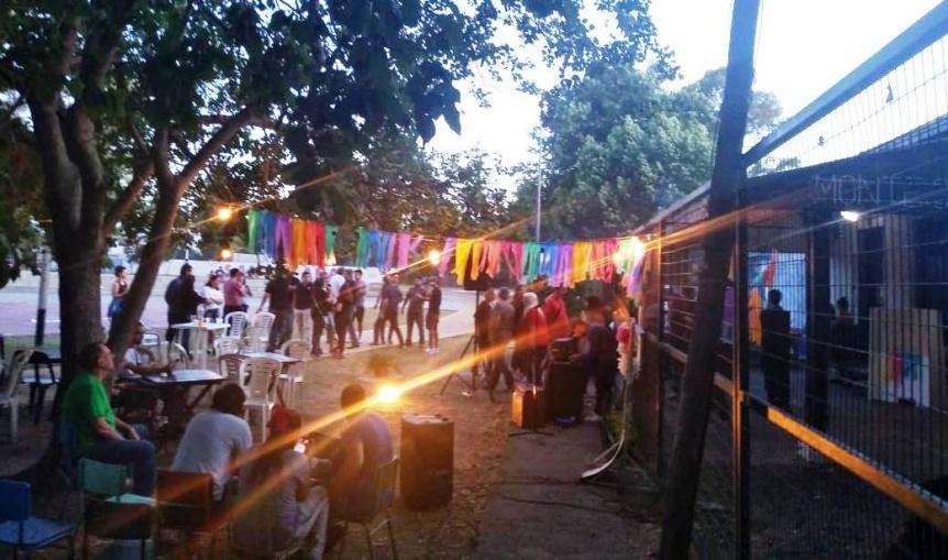 Festival Solidario Navide�o y Pesebre Viviente Comunitario en Monte Chingolo