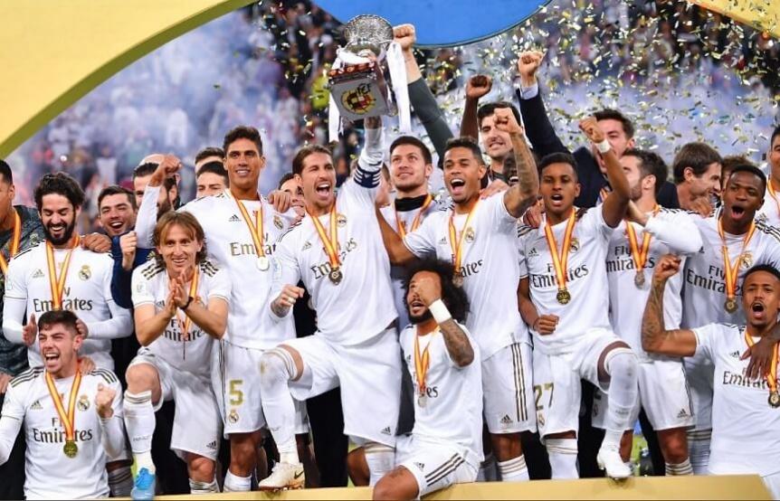 Real Madrid venci� a Atl�tico en los penales y se coron� campe�n
