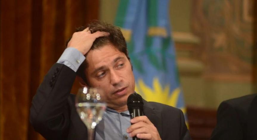 Kicillof anunció que no podrá pagar la deuda que vence en enero
