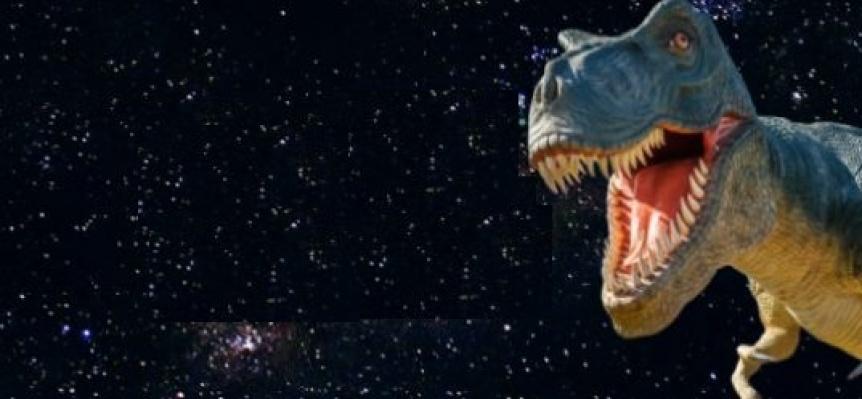 Funciones del Planetario M�vil para conocer a los dinosaurios y los planetas