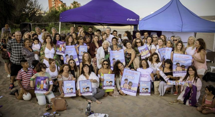 Provincia lanzó en Villa Gesell la campaña #VeranoParaTodes