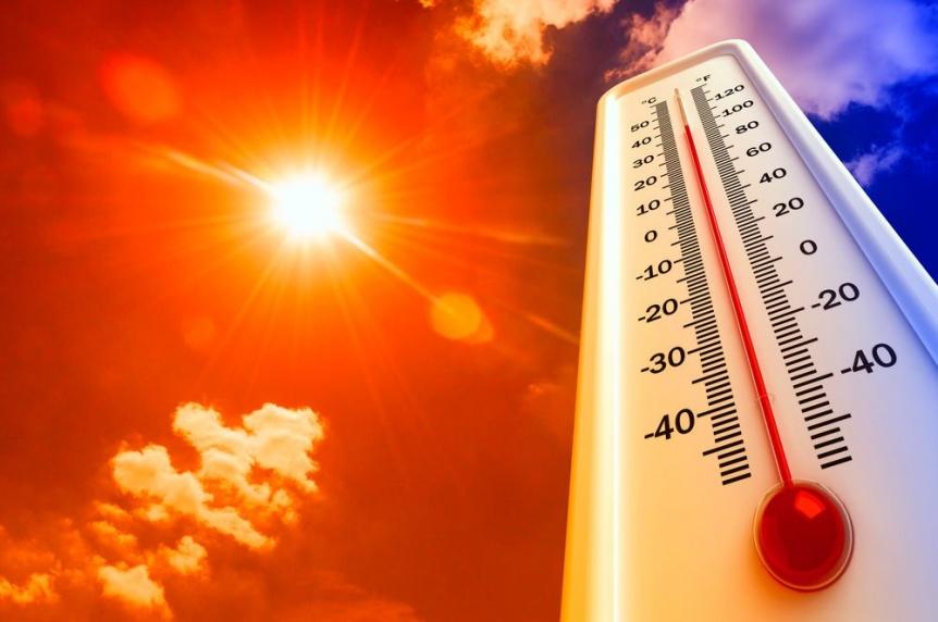Rige el alerta amarilla en el Conurbano por las altas temperaturas hasta el domingo