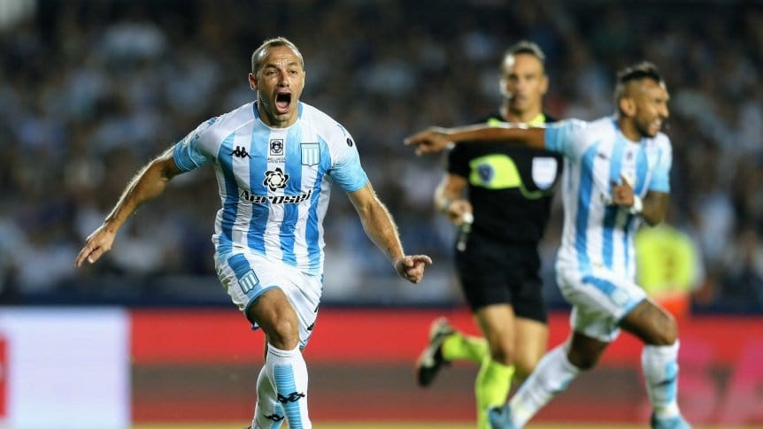 Racing super� a Independiente y logr� un triunfo heroico