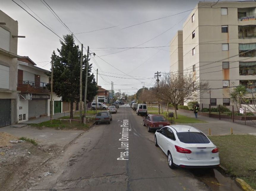 Motochorros asaltaron a un vecino en La Colonia