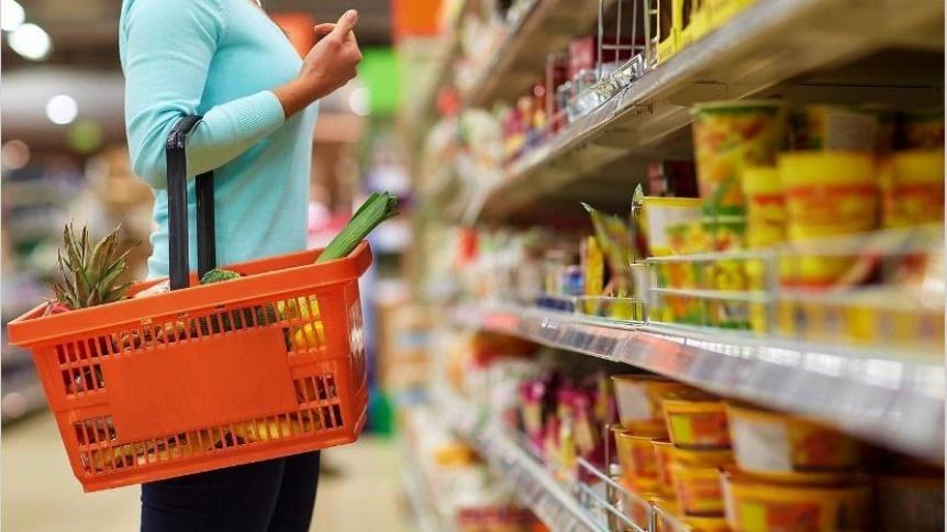 La inflaci�n de enero fue de 2,3% y acumul� 52,9% en un a�o