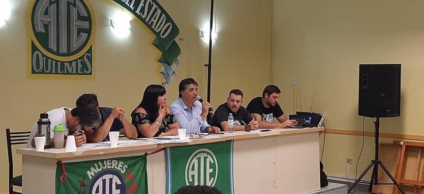 ATE Quilmes le pone plazo a su reclamo para el Municipio