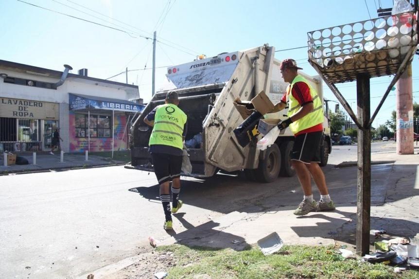 Se compraron 10 camiones para el GIRSU Quilmes y alquilaron otros 10