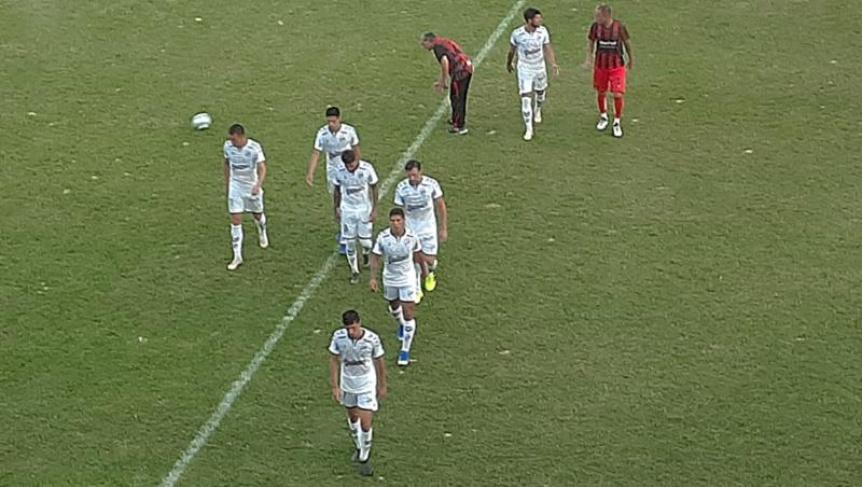 Argentino de Quilmes cay� en su visita a JJ Urquiza
