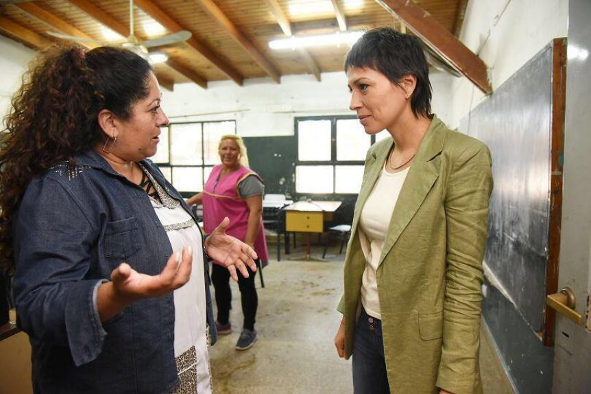 Comenzarán obras en la Escuela Primaria n° 27 y la Secundaria N° 41 de Quilmes Oeste