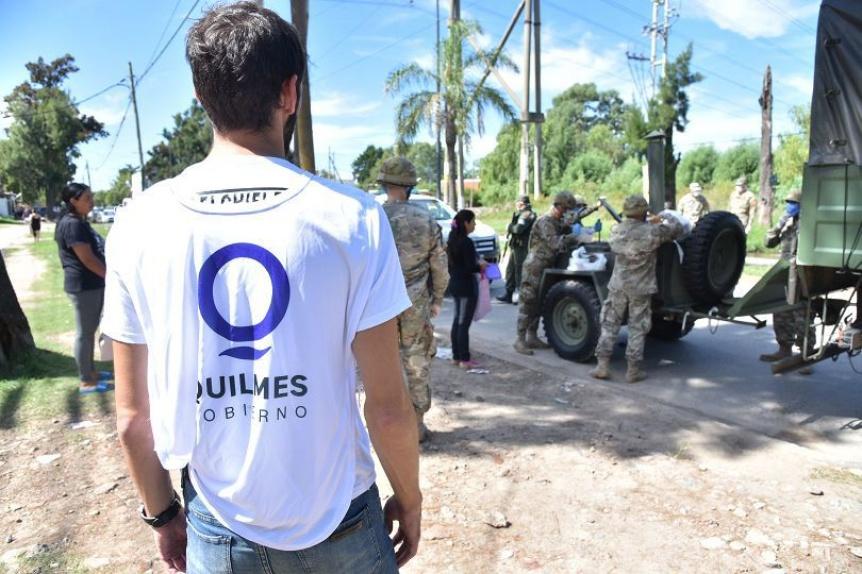 El Municipio de Quilmes puso en funcionamiento m�s de 110