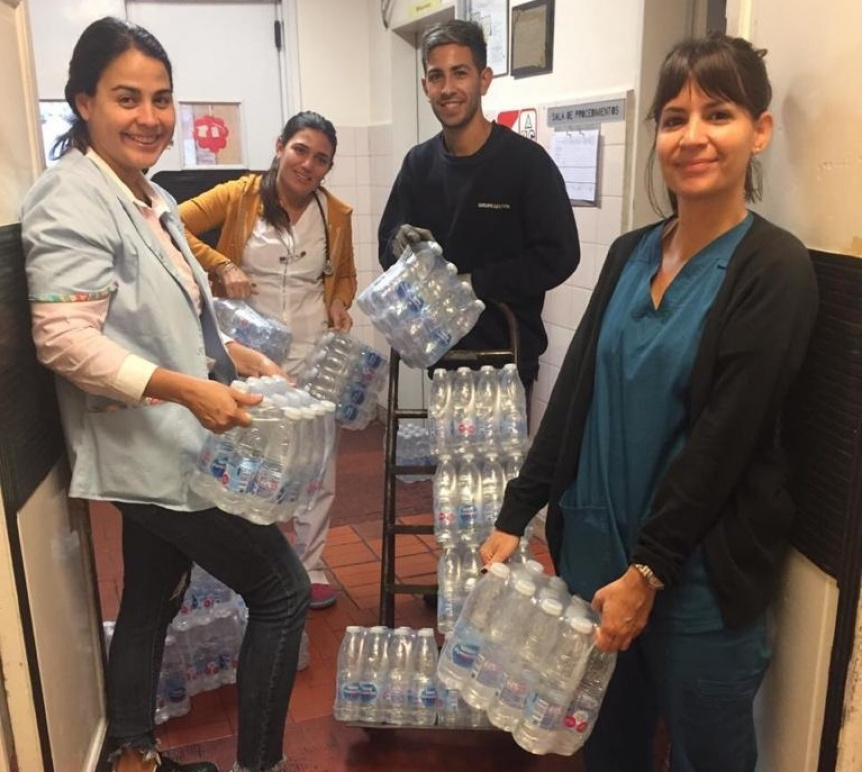 Cervecer�a Quilmes suma su acci�n solidaria en tiempos de la pandemia